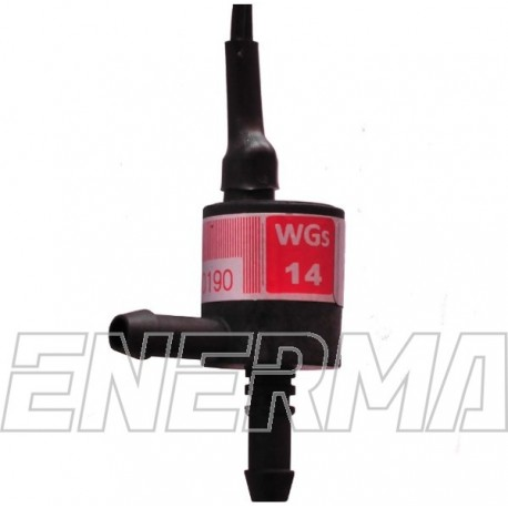 Injector BLADE+ WGs14 red