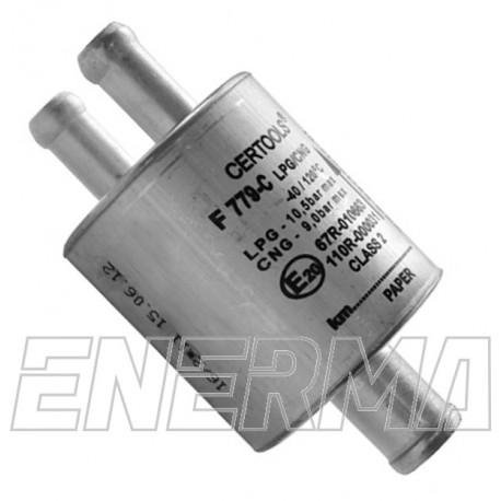 Filter F-779C Paper 16/2x11 volatile phase