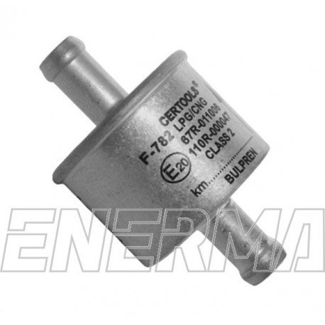 Filter F-782 Bulpren 12/12 volatile phase