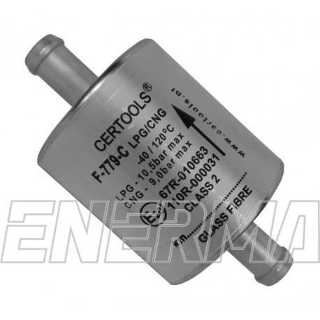Filter F-779C Glass Fibre 12/12 volatile phase