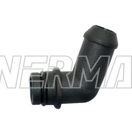 Lovato RGE, RG80 - 16mm Elbow for reducer / cooling system