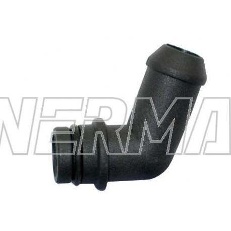 Lovato RGE, RG80 - 16mm Kolanko plastikowe reduktora / ukł. chłodzenia