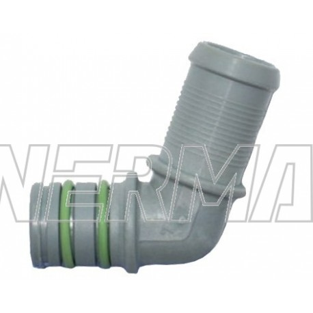 BRC AT/Tecno/Fox - 16mm Elbow reducer