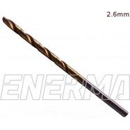 Titanium Metal Drill  2.6mm