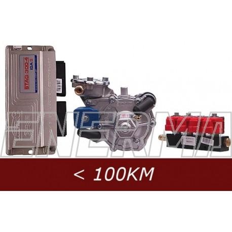 Stag 300isa2 - ALASKA - VALTEK 3ohm  4cyl