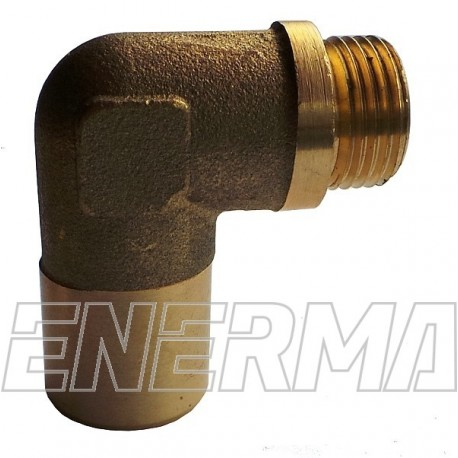Reduction of the oxygen sensor 18x1.5/90  4mm