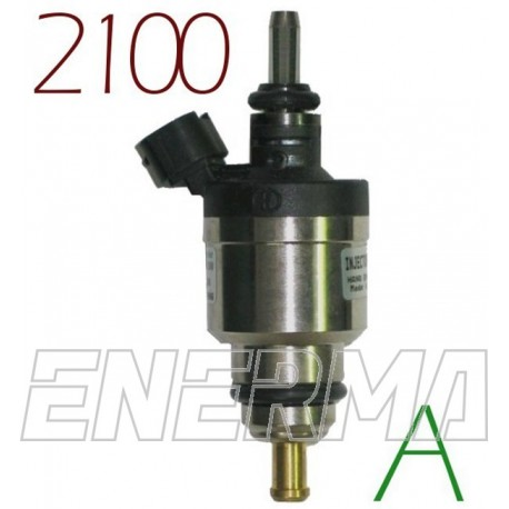 HANA 2100 A-GREEN 1cyl. injector with ferrule