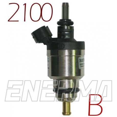 HANA 2100 B-RED 1cyl. Injector with ferrule
