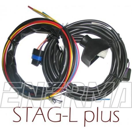 Okablowanie STAG-L plus