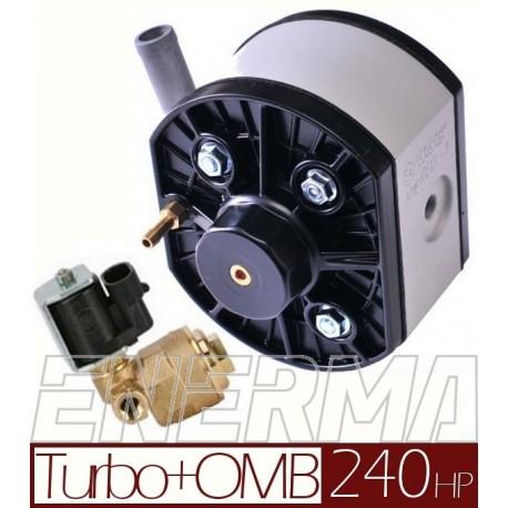 Reduktor KME Silver Turbo z elektrozaworem