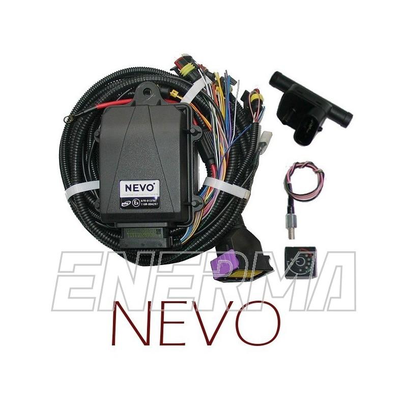 Wtrysk KME NEVO 4cyl. / elektronika BW