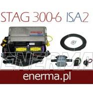 STAG 300-6 ISA2 6cyl. elektronika