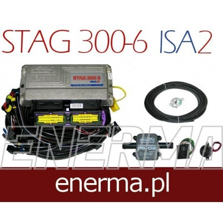 STAG ISA2 6cyl. - electronic set