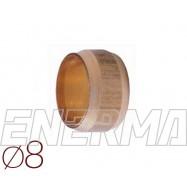 Barrel sealing 8mm