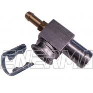 Adapter for injectror Hana/Barracuda - tee 6/12