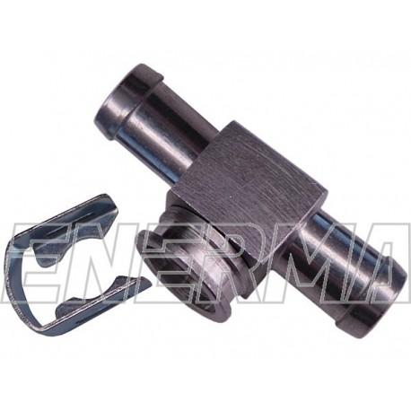 Adapter for injectror Hana/Barracuda - tee 12/12