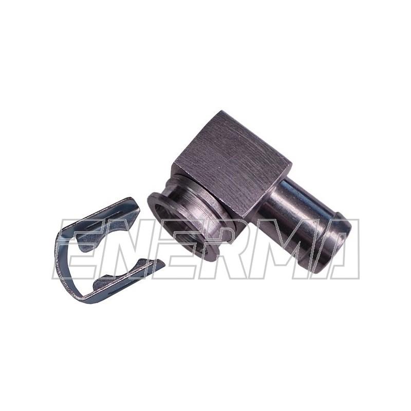 Adapter wtryskiwacza Hana 90º / 12mm