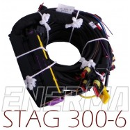 Okablowanie Stag 300 - 6cyl.