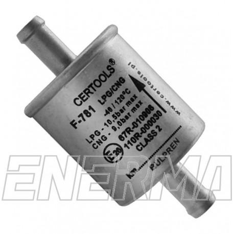 Filter F-781 Bulpren 12/12 volatile phase