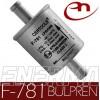Filtr F-781 Bulpren 12/12 fazy lotnej