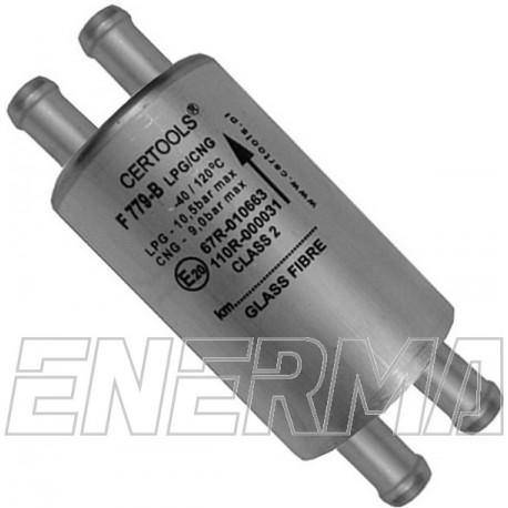 Filter F-779B-d Glass Fibre 2x12/2x12 volatile phase