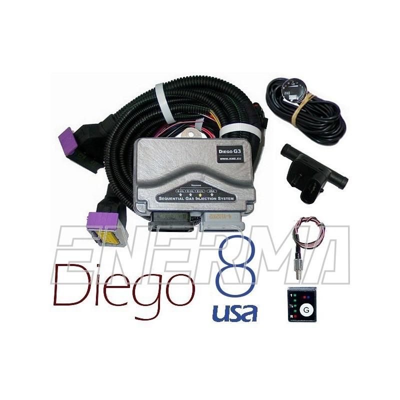kme diego g3 8cyl usa electronic set enerma. Black Bedroom Furniture Sets. Home Design Ideas