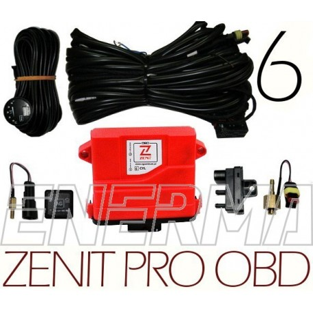 ZENIT Pro OBD 6cyl.  elektronika