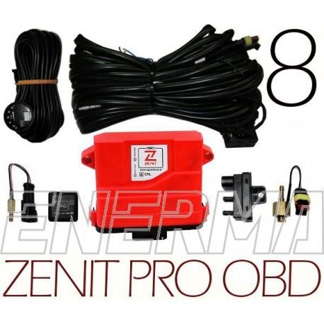 ZENIT Pro OBD 8cyl.  elektronika