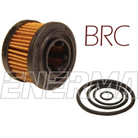 Filter / cartridge BRC 38/27/10  old type ET98 / with o-rings