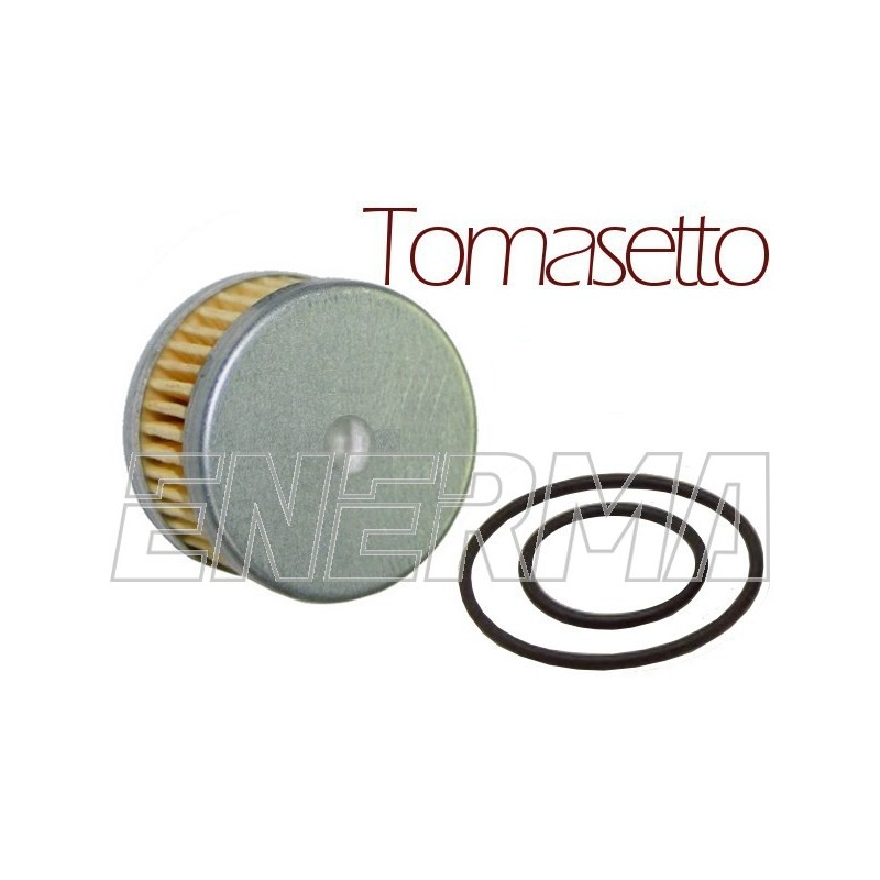 Filterek / wkład Tomasetto 36/20,5 zintegrowany / kpl z oringami