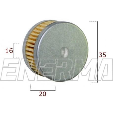 Filter / cartidge Tomasetto 35/20/0