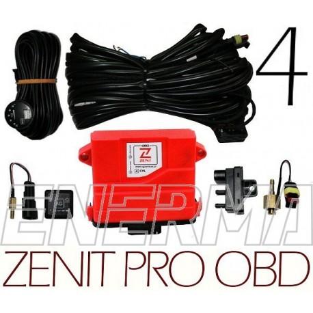 ZENIT Pro OBD 4cyl.  elektronika