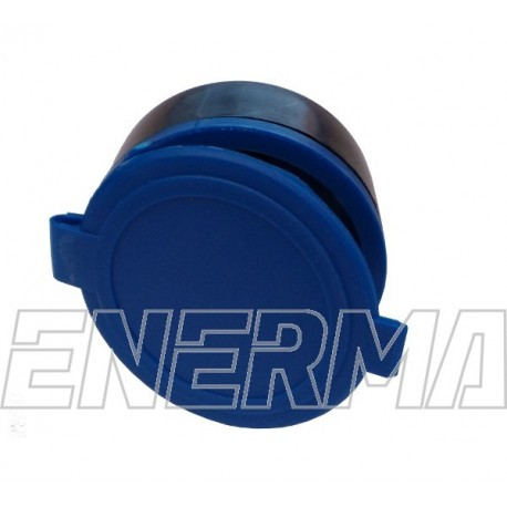 Maskownica wlewu gazu - niebieska