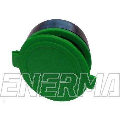 Maskownica wlewu gazu - zielona