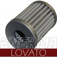 Wkład filtra FL Lovato poliester z siatką  52/42