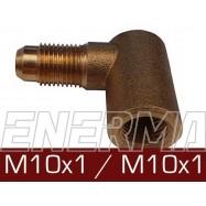 Elbow 90°  M10x1 / M10x1