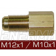 Reduction  M12/M10