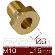 Barrel clamp Ø6 10x1/15