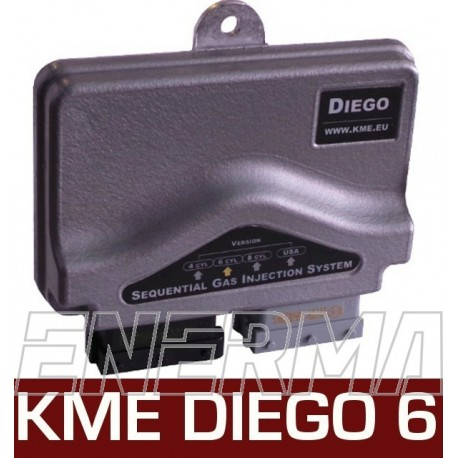 KME Diego G3 6cyl. controller