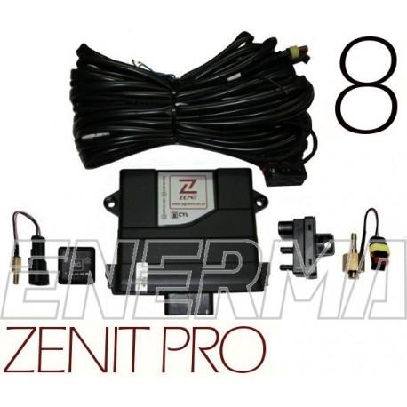 ZENIT Pro 8cyl.  elektronika BW