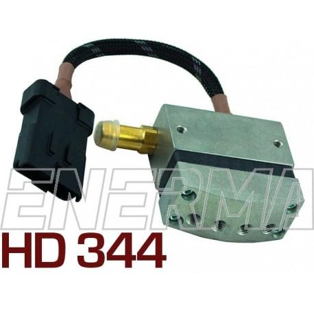 Injection rail MATRIX HD 344.65