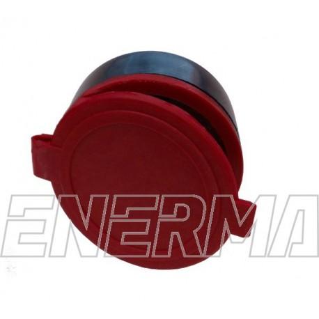 Maskownica wlewu gazu - czerwona