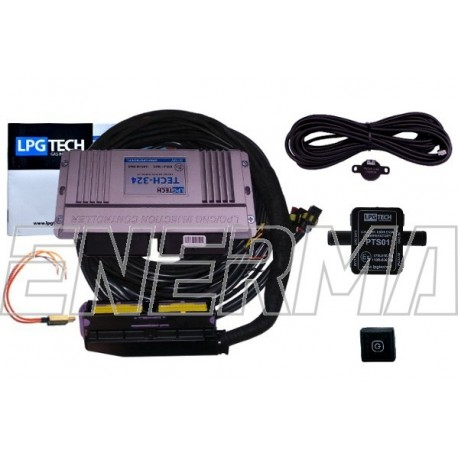 TECH 324  - electronic set