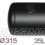 Zbiornik cylindryczny 35/315