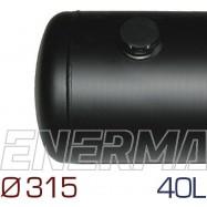 Zbiornik cylindryczny 40/315 GZWM
