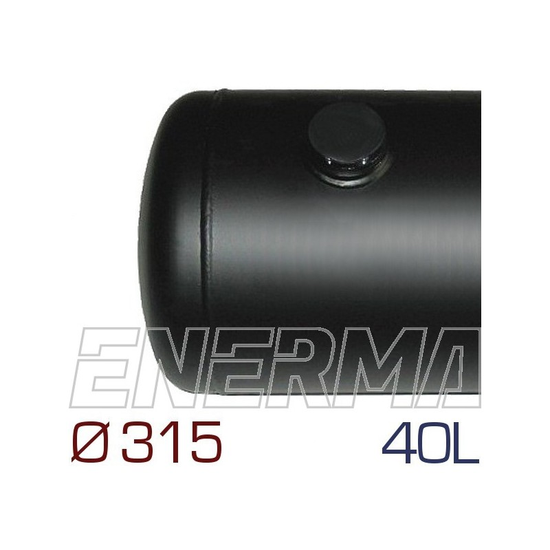 Zbiornik cylindryczny 40/315 BORMECH