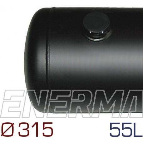 Zbiornik cylindryczny 55/315 GZWM