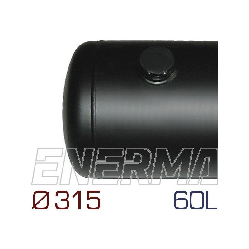 Zbiornik cylindryczny 60/315 GZWM