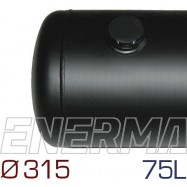 Zbiornik cylindryczny 75/315 GZWM