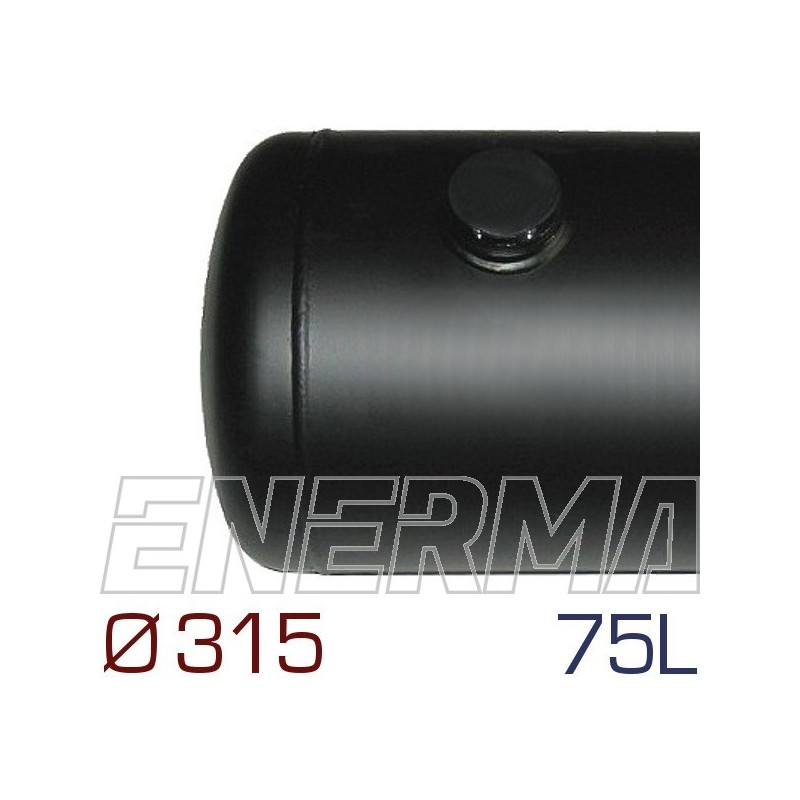 Cylindrical tank 75/315